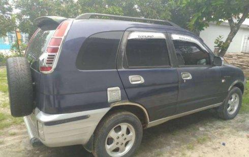 Jual Daihatsu Taruna CX 1999 harga murah di Kalimantan Tengah