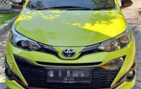 Toyota Yaris 2018 DKI Jakarta dijual dengan harga termurah