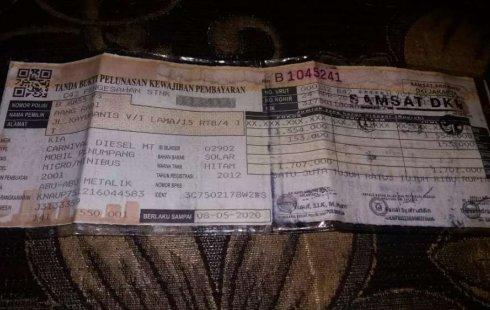 Kia Carnival 2001 DKI Jakarta dijual dengan harga termurah