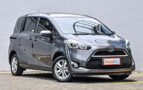 Jual mobil Toyota Sienta G 2017 bekas di DKI Jakarta