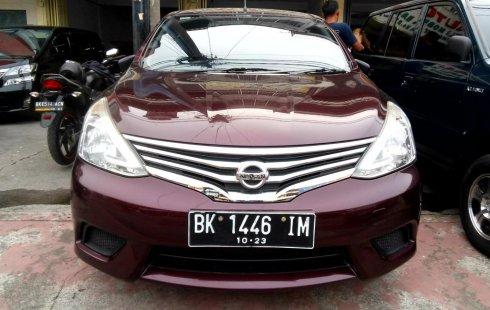 Dijual mobil bekas Nissan Grand Livina SV 2013, Sumatra Utara