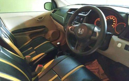 Mobil Honda Brio 2016 Satya E dijual, Jawa Timur
