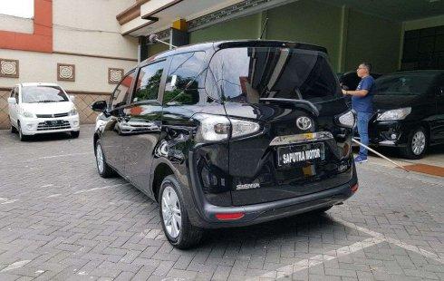 Jual cepat Toyota Sienta G 2017 di Jawa Timur