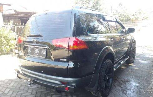 Jual mobil bekas murah Mitsubishi Pajero Sport Exceed 2010 di Sulawesi Selatan