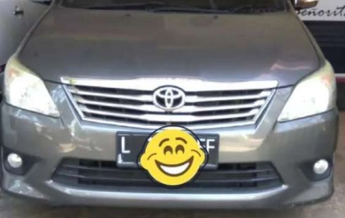 Toyota Kijang Innova 2012 Jawa Timur dijual dengan harga termurah
