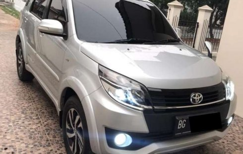 Jual Toyota Rush G 2016 harga murah di Sumatra Selatan