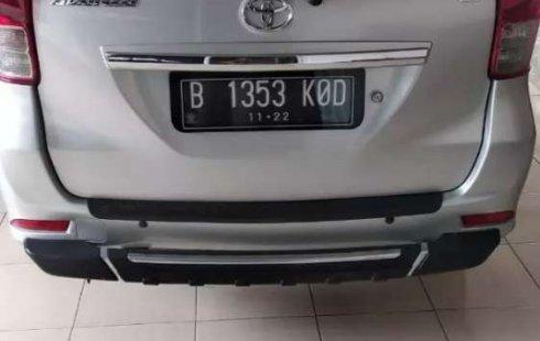 Jawa Barat, Toyota Avanza G 2012 kondisi terawat