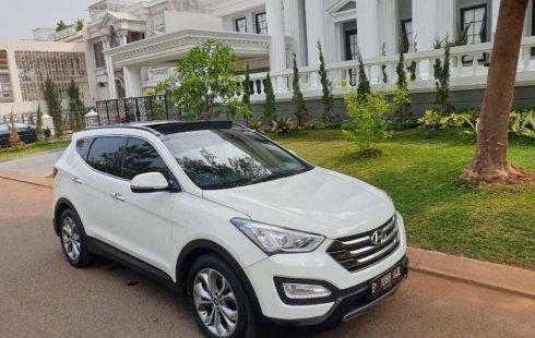 Mobil Hyundai Santa Fe 2015 Dspec CRDi dijual, Jawa Barat