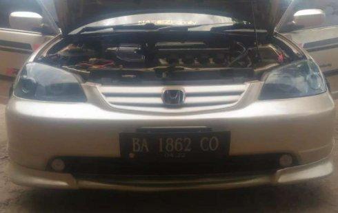 Jual cepat Honda Civic VTi 2001 di Sumatra Barat