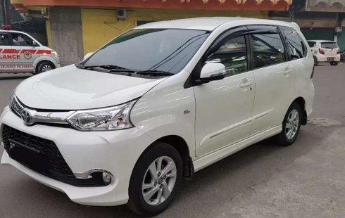 Jual cepat Toyota Avanza Veloz 2017 di Sumatra Selatan