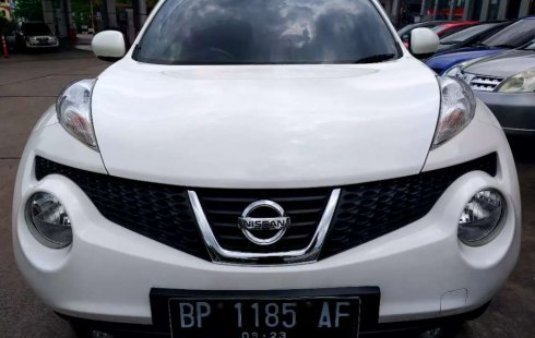 Jual Nissan Juke RX 2014 harga murah di Pulau Riau