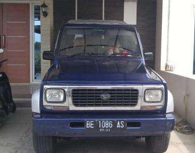 Dijual mobil bekas Daihatsu Feroza , Lampung