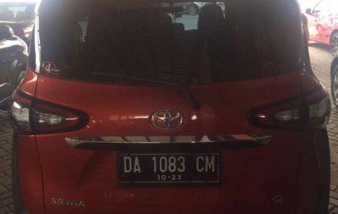 Kalimantan Selatan, jual mobil Toyota Sienta Q 2018 dengan harga terjangkau