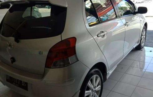 Jual Toyota Yaris E 2010 harga murah di Bali