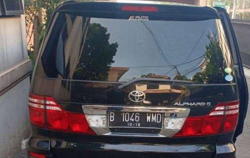 Toyota Alphard 2006 Jawa Barat dijual dengan harga termurah