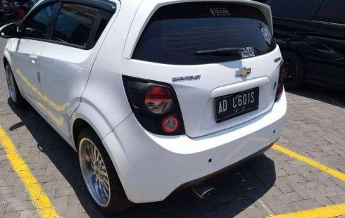 Jawa Tengah, Chevrolet Aveo LT 2013 kondisi terawat