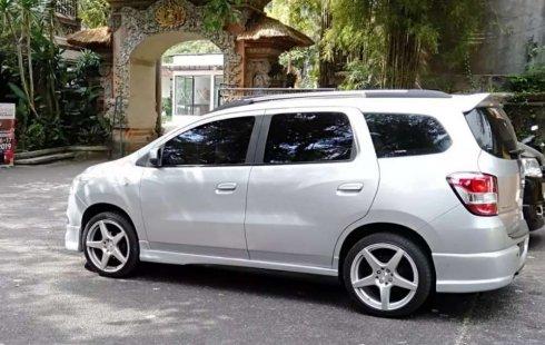 Jual Chevrolet Spin LTZ 2013 harga murah di Bali