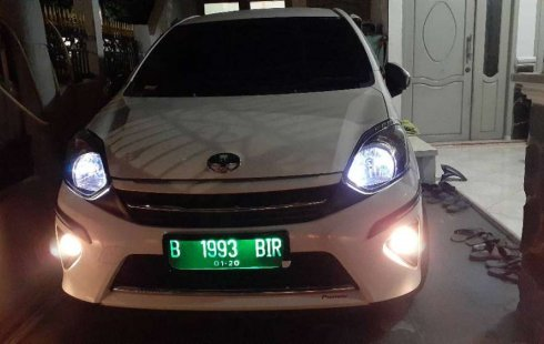 Jual cepat Toyota Agya G 2014 di Jawa Barat