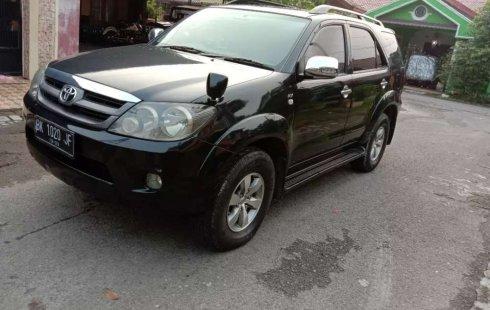 Dijual mobil bekas Toyota Fortuner G, Sumatra Utara