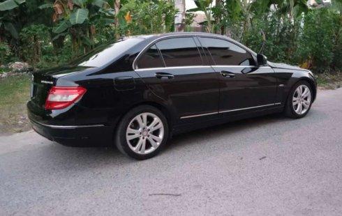 Jual Mercedes-Benz C-Class C200 2008 harga murah di Sumatra Utara