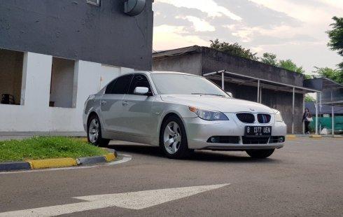 Jual mobil bekas murah BMW 5 Series 530i 2005 di DKI Jakarta