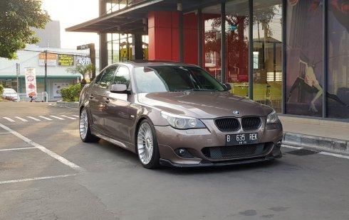 Dijual mobil BMW 5 Series 530i E60 2004 bekas, DKI Jakarta