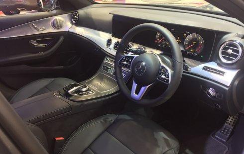 DKI Jakarta, dijual mobil Mercedes-Benz E-Class E 300 2019 terbaik