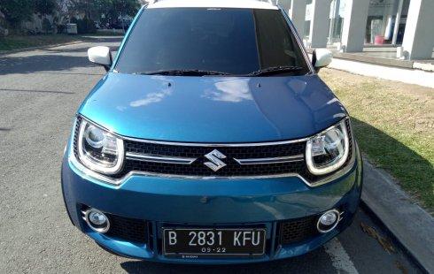 Jual mobil Suzuki Ignis GX 2017 bekas di DIY Yogyakarta