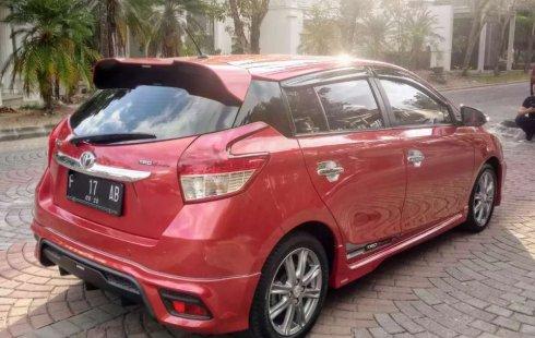Jual cepat Toyota Yaris TRD Sportivo 2015 di DIY Yogyakarta