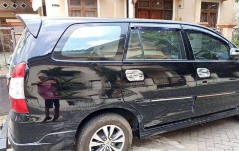 Jual mobil bekas murah Toyota Kijang Innova G Luxury 2015 di DIY Yogyakarta