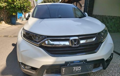Jual cepat Honda CR-V Turbo 1.5 VTEC 2017 di Jawa Barat