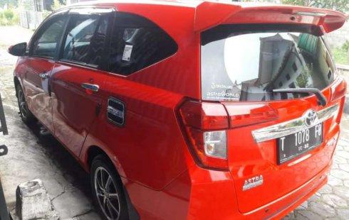 Jual Toyota Calya G 2017 harga murah di DIY Yogyakarta