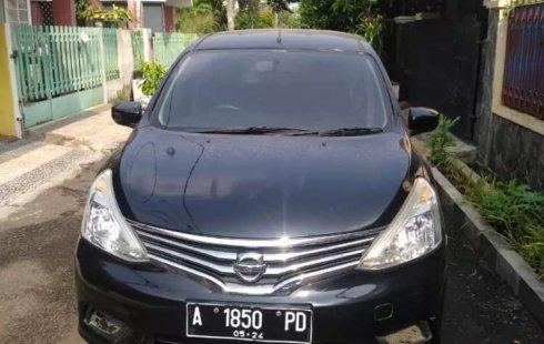 Banten, Nissan Grand Livina SV 2013 kondisi terawat