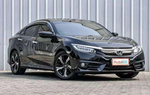 Jual Honda Civic Turbo 1.5 Automatic 2016 harga murah di DKI Jakarta