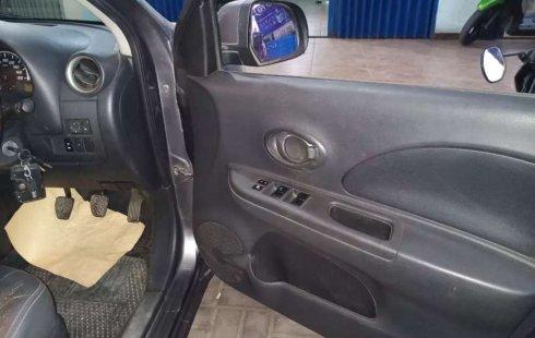 Mobil Nissan March 2012 dijual, Banten