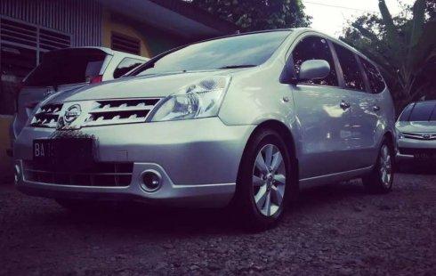 Mobil Nissan Grand Livina 2008 XV dijual, Sumatra Barat