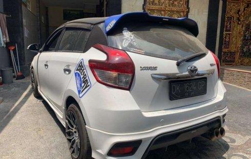 Jual mobil bekas murah Toyota Yaris TRD Sportivo 2015 di Bali