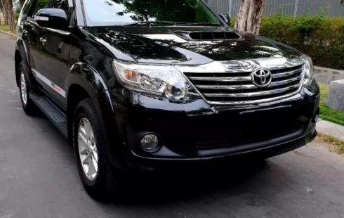 Jual Toyota Fortuner 2013 harga murah di Jawa Timur