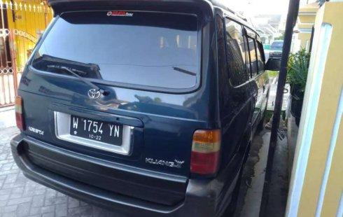 Mobil Toyota Kijang 1999 Krista dijual, Jawa Timur