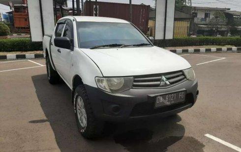 Jual Mitsubishi Triton 2013 harga murah di Sulawesi Selatan