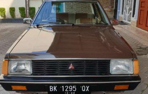 Mobil Mitsubishi Lancer 1981 SL dijual, Sumatra Utara