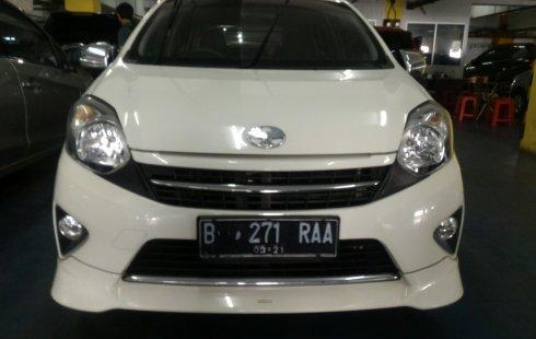 Dijual mobil bekas Toyota Agya TRD Sportivo 2016, DKI Jakarta