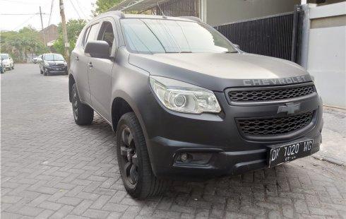 Jawa Timur, dijual mobil Chevrolet Trailblazer 4x4 LTZ 2013 Diesel