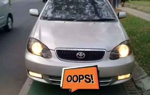 Jual Toyota Corolla 1.6 2002 harga murah di DKI Jakarta