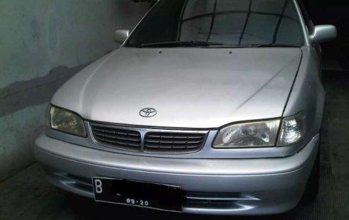 Jual cepat Toyota Corolla 2000 di DKI Jakarta
