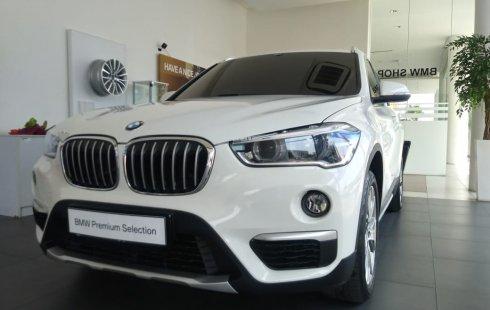 Mobil BMW X1 sDrive18i xLine 2018 dijual, Banten