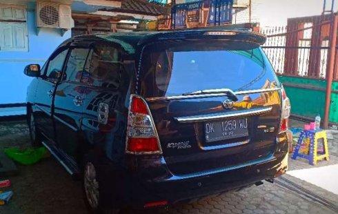 Bali, jual mobil Toyota Kijang Innova 2.0 G 2012 dengan harga terjangkau