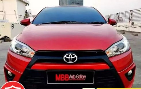 Jual mobil Toyota Yaris TRD Sportivo 2015 terawat di Jawa Barat
