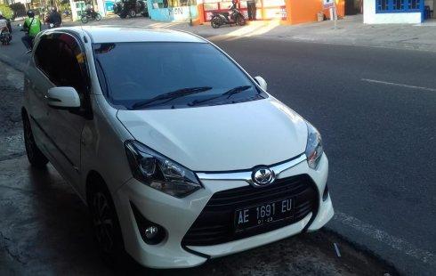 Mobil bekas Toyota Agya G 2017 dijual, DIY Yogyakarta