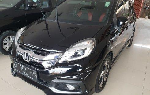 Jual mobil Honda Mobilio RS Manual 2015 bekas, Jawa Barat